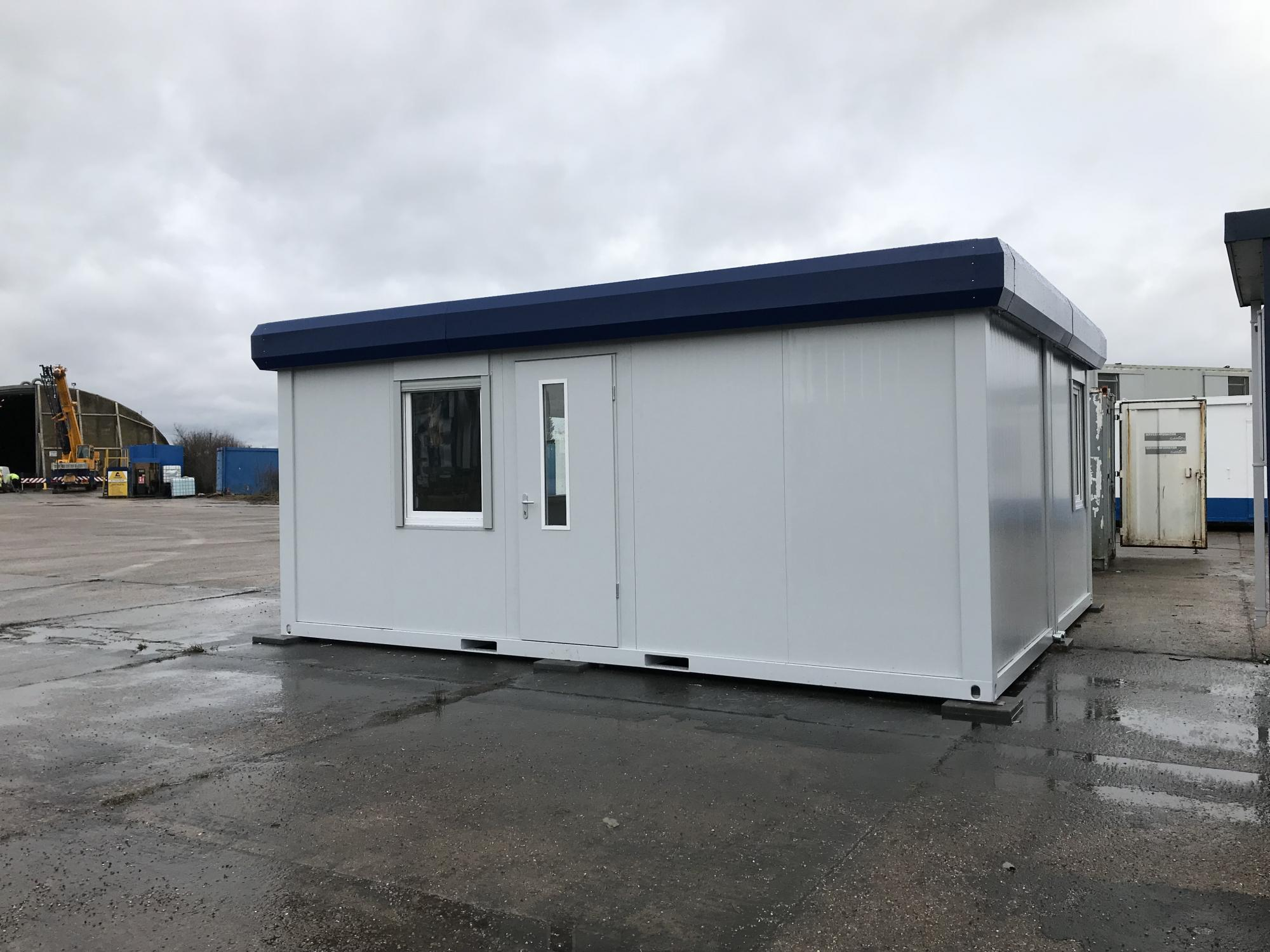 Cabins GB - New and Used Portable Cabins & Containers